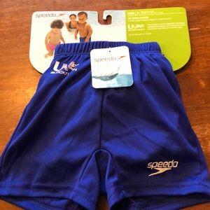Baby boy swim diaper shorts
